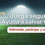 La Unión Deportiva Las Palmas se suma a la campaña 'Juega Seguro' para prevenir la muerte súbita en el deporte