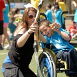 Promoción de la autonomía personal a través del deporte para niños con discapacidad