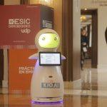 (Valencia) – `Snow´, el robot que lucha contra el acoso escolar