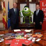 Disney y el Ministerio de Educación, Cultura y Deporte invitan a leer a los más jóvenes