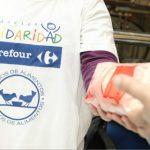 Carrefour celebra este fin de semana su tradicional 'Operación Kilo'