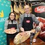 La Fundación Caja Rural Castilla-La Mancha y Grupo Tello Alimentación promueven un curso solidario de cortador de jamón