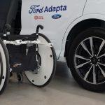Nace 'Ford eChair', la silla de ruedas que fomenta la independencia de las personas con discapacidad
