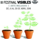 Arte inclusivo mas allá de las capacidades en el III Festival 'Visibles'