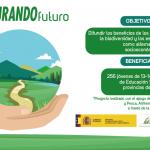 (Castilla y León) – ReNATURANDOfuturo, una campaña para sensibilizar sobre el valor de la naturaleza y la biodiversidad