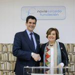 La Fundación Novia Salcedo y Fundación Telefónica, suman esfuerzos para impulsar el empleo entre los jóvenes españoles