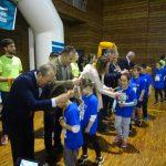 (Andalucía) – Más de 1.1000 kilos de alimentos recaudados por la carrera infantil de la Fundación Atlantic Copper