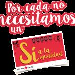 El Sorteo Especial de Lotería Nacional a favor de Cruz Roja permite prestar apoyo a unas 300.000 personas al año