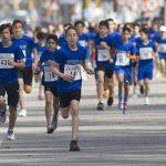 (Andalucía) – Los pequeños onubenses volverán a correr por los más necesitados