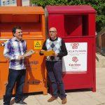 (Aragón) – Dale una segunda vida a tu ropa e inserta a personas en riesgo de exclusión