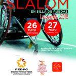 (Madrid) – Esfera impulsa el Campeonato nacional de Slalom en silla de ruedas que se celebrará en Leganés