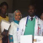 OMFE y la Fundación Cofares donan un cargamento de medicamentos a Senegal