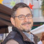 Luis Carlos Chana, responsable del Programa de Infancia en Dificultades de Cruz Roja