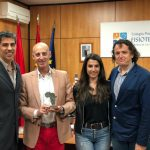 El Colegio de Fisioterapeutas de Madrid, premiado por su labor solidaria en África