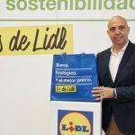 Lidl retirará las bolsas de plástico en su apuesta por la sostenibilidad
