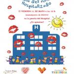 """La campaña """"un mar de besos"""" conmemorará el Día del Niño Hospitalizado"""