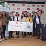 Carrefour Property y Carmila apoyan un proyecto a favor de la infancia con parálisis cerebral