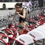 Hasta 73 muertes al año podrían evitarse con el uso de las bicicletas compartidas
