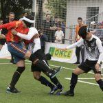 España debuta con victoria en el Mundial de Fútbol para Ciegos