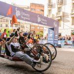 La 'Liberty' se consolida como la carrera de mayor participación de personas con discapacidad de España