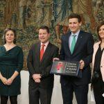 """La JCCM prorroga el """"Distintivo de Excelencia"""" en igualdad, conciliación y RSE a Eurocaja Rural"""