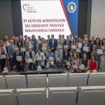La Sociedad Española del Corazón (SEC) reconoce la labor asistencial en insuficiencia cardiaca a 24 nuevos hospitales