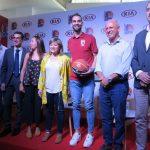 Casi 200 deportistas participan en el Campus Calderón 2018