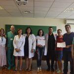 El proyecto 'Tu enfermera online', que acerca las TIC a los pacientes del Hospital Reina Sofía, es premiado por la EASP