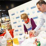 Carrefour Market y Supeco entregan 315.730 kilos de alimentos a favor de personas en situación de emergencia social de nuestro país