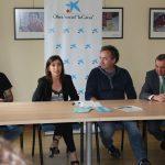 """Fundación EDES y la Fundación Bancaría """"La Caixa"""" suscriben un nuevo convenio en materia de inclusión de niños y de jóvenes."""