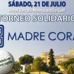 El Hotel Barceló Montecastillo Golf acoge el 21 de julio un torneo a beneficio de Madre Coraje