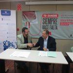 Ibermutuamur fomenta la donación de sangre en la Región de Murcia