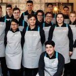 Más de 500 jóvenes en riesgo de exclusión social se han formado ya gracias al programa Creamos Oportunidades en Hostelería de la Fundación Mahou San Miguel