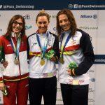 España concluye con 52 medallas el Campeonato de Europa de Natación Paralímpica.