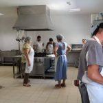 La Fundación Banco de Alimentos de Sevilla imparte un taller de cocina a los usuarios de Proyecto Hombre Sevilla