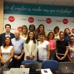 Ayuda a mujeres en exclusión social a encontrar un empleo