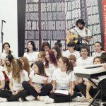 Juventud, música y solidaridad: así es Curar y Cantar
