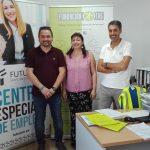 Fundación TAS y FUTUREM firman un Convenio para la inserción laboral de personas con discapacidad.