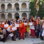 Se gradúa por la Universidad de Alcalá la primera promoción de jóvenes con discapacidad intelectual de un curso sobre competencias sociolaborales