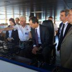 El buque 'Sarmiento de Gamboa' atraca en Barcelona con el proyecto divulgativo 'Ciencia en el puerto'