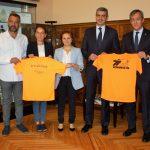 """La Diputación de Toledo se compromete con la 6ª Carrera Solidaria """"Fundación Eurocaja Rural-Grupo Tello Alimentación"""""""