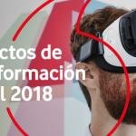 Fundación Vodafone España invertirá más de 250.000€ en proyectos de transformación digital