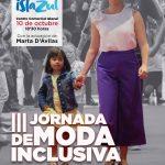 """Niños y adultos con discapacidad intelectual desfilarán sobre la pasarela solidaria bajo el lema """"Moda para todos"""""""