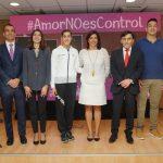 Presentada la campaña #AmorNOesControl, dirigida a adolescentes