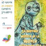"""La Increíble Historia de la Abuela Astronauta"", de la autora Elia Verona, llega al municipio de Agüimes."