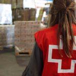 Cruz Roja distribuye 17 millones de kilos de alimentos