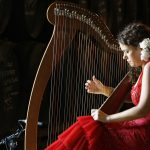 """Fundación Cañada Blanch y Casa del Mediterráneo programan un concierto de arpa con Ana Crismán """"Arpajonda"""" en Convent Carmen"""