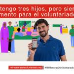 Cruz Roja promueve nuevas formas de voluntariado