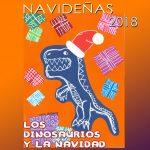 """Convocada la XIII edición del concurso de Tarjetas Navideñas """"Los Dinosaurios y la Navidad"""""""