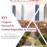 XVI Congreso Nacional de Centros Especiales de Empleo